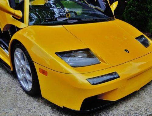 Самодельный Lamborghini продается за $80 тысяч