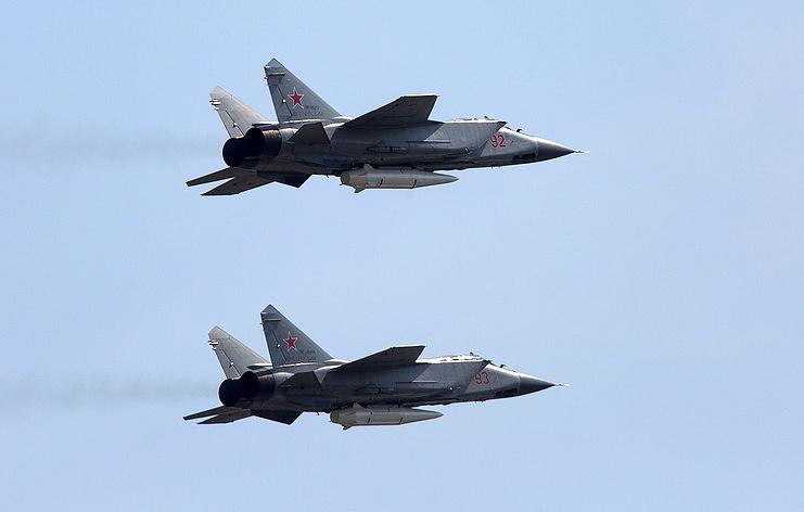 ВСША узнали обиспытаниях русского «Кинжала»