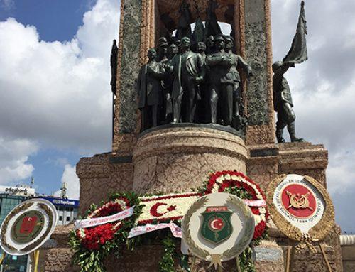 В Лефкоше празднуют 44-ю годовщину операции на Кипре