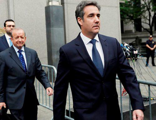 Адвокат: Коэн под присягой признался в преступлении по поручению Трампа