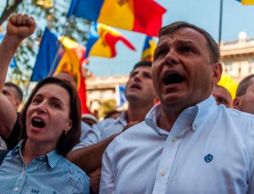 Протесты в Кишиневе переросли в общереспубликанские акции