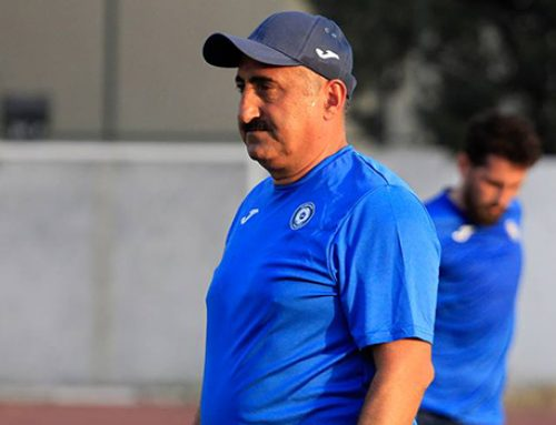 Главный тренер «Сумгайыта» Назим Сулейманов подал в отставку