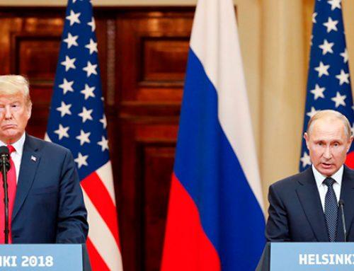 Трамп назвал переговоры с Путиным с глазу на глаз хорошим стартом