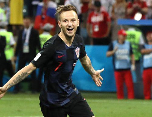 Ракитич  в случае победы хорватов на ЧМ сделает татуировку на лбу