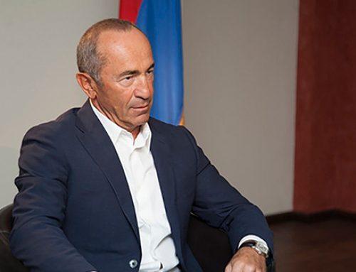 Кочарян сомневается в резких внешнеполитических разворотах Армении