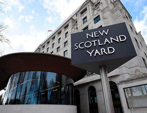 Задержанного после инцидента в Лондоне подозревают в подготовке терактов
