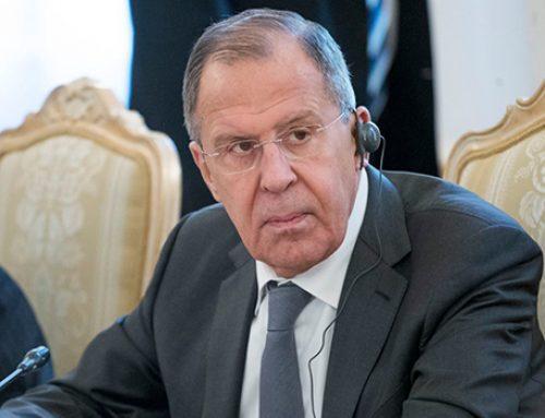 Лавров оценил отказ Турции присоединиться к антироссийским санкциям США