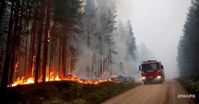 Экономический вред отпожаров вКалифорнии может превысить $100 млн
