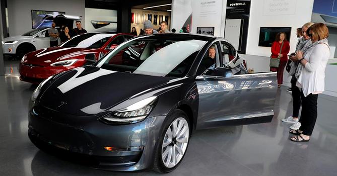 Tesla ведет переговоры остроительстве завода вевропейских странах