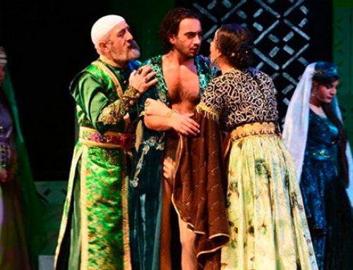 ТЮЗ завершит сезон спектаклем «Лейли и Меджнун»