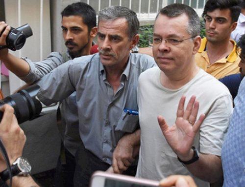 Турция готова освободить пастора, но США ничего не предлагают