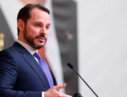 Албайрак обратился к зарубежным инвесторам