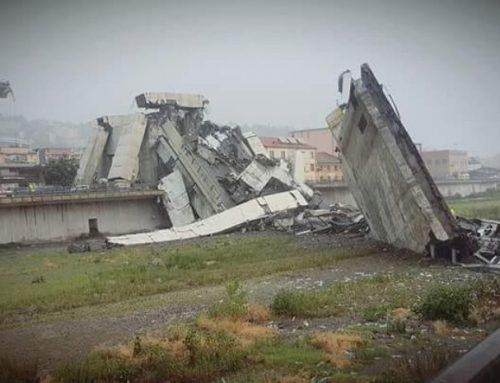 В Генуе объявлен двухдневный траур в связи с обрушением моста