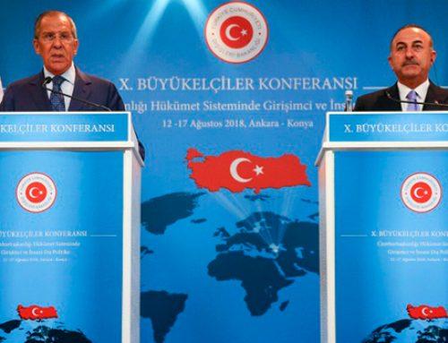 Лавров: РФ и Турция скоро договорятся о размежевании оппозиции и «Ан-Нусры» в Идлибе