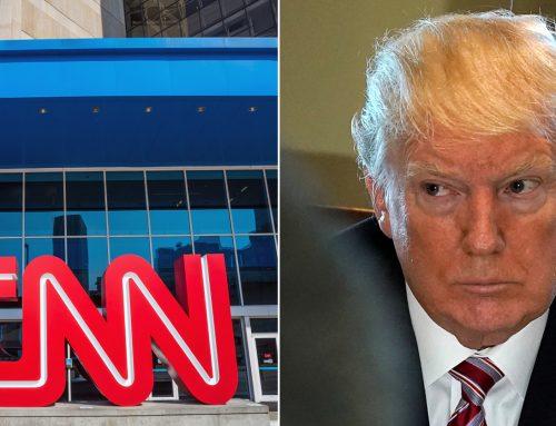 Fox News поддержал иск CNN против Трампа