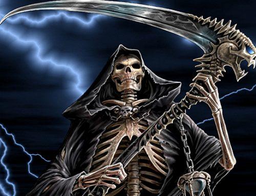 И смерть имеет скорость