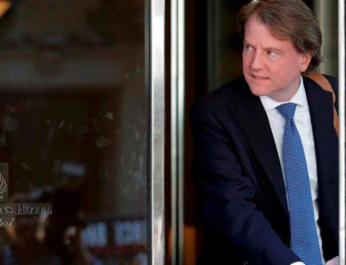 Юрисконсульт Трампа общался с командой спецпрокурора Мюллера