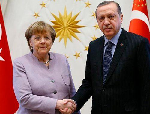 Эрдоган и Меркель обсудили экономическое взаимодействие