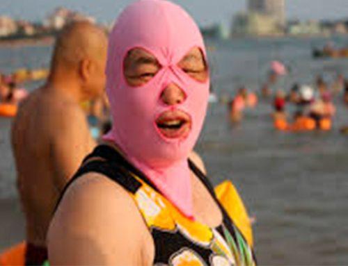Синтетическая маска — фейскини
