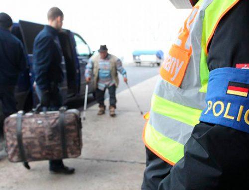 В ФРГ отменили депортацию оппозиционера в Таджикистан