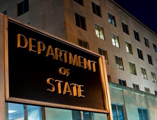 Госдеп пригрозил новыми санкциями за сотрудничество с Ираном