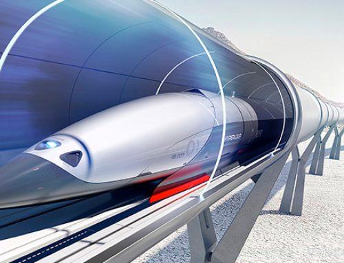 Hyperloop «пролетит» во Франции