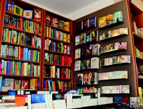 Немецкие книготорговцы назвали самых продаваемых поэтов