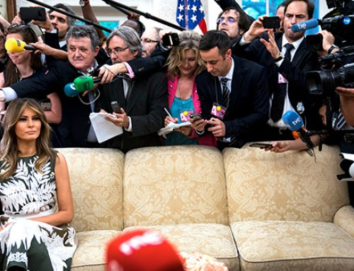 Трамп заменил выбранную женой мебель в Белом доме