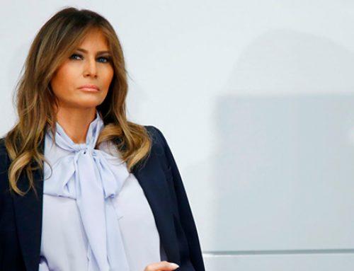 Мелания Трамп назвала кибербуллинг «деструктивным и вредным»