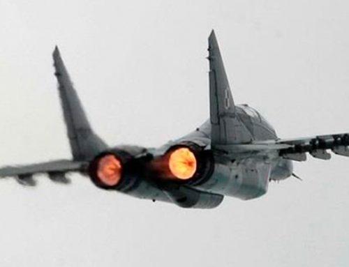 В России заявили о разработке перехватчика пятого поколения