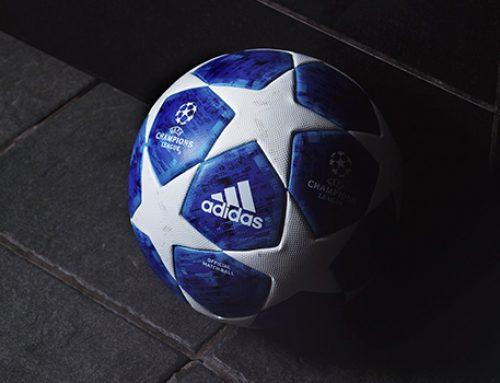 Представлен официальный мяч Лиги чемпионов сезона-2018/19