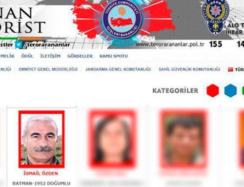 Силы безопасности Турции ликвидировали террориста из «красного списка»