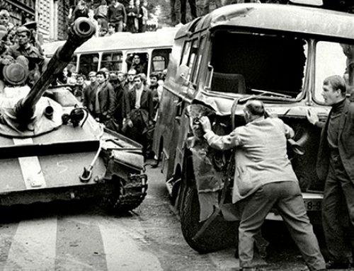 Земана критикуют за неучастие в мероприятиях к 50-летию оккупации ЧССР