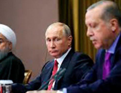 Саммит России, Турции и Ирана по Сирии пройдет в Тегеране