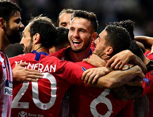 «Атлетико» обыграл «Реал» в матче за Суперкубок УЕФА