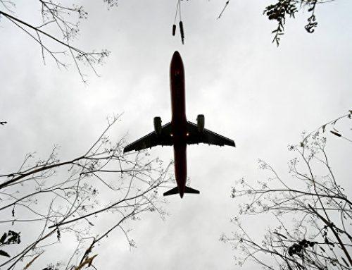 В Испании самолет экстренно сел из-за пассажирки, перевозившей кокаин
