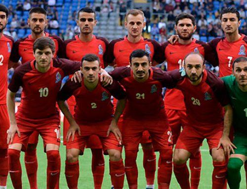 Обнародован состав сборной Азербайджана на матчи против Фарер и Косово