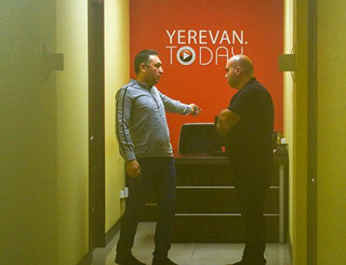 «Репортеры без границ» осудили обыск офиса yerevan.today