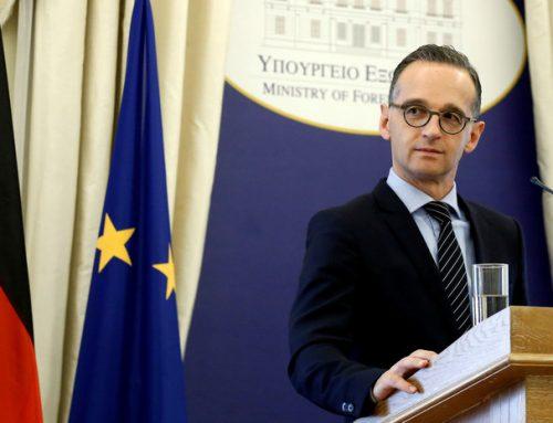Глава МИД ФРГ: в ЕС узнают о некоторых решениях США из Twitter