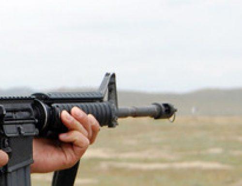 Армяне нарушили режим прекращения огня 96 раз за сутки
