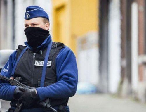 Стрельба в центре Брюсселя: есть раненые