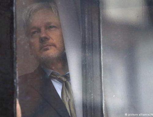 The Guardian: Россия пыталась помочь Ассанжу бежать из Великобритании