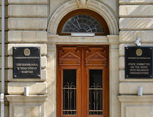 Завотделом Госкомитета: В мечетях нужно вывешивать флаг Азербайджана