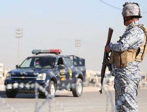 Иран закрыл два КПП на границе с Ираком