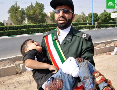 При стрельбе на военном параде в Иране погибли 24 человек