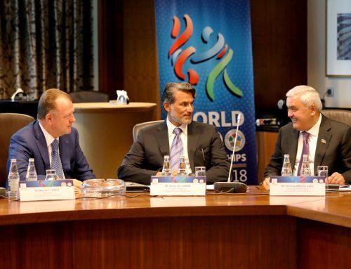 В Баку обсудили будущее дзюдо