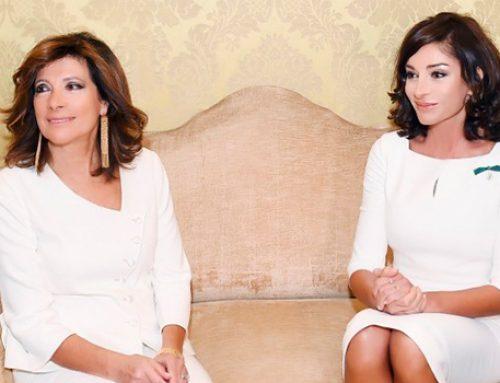 Первый вице-президент Азербайджана встретилась с председателем Сената Италии
