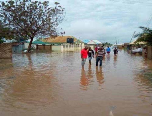 Нигерия объявила о национальной катастрофе
