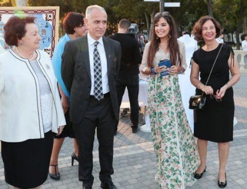 В Баку остоялось мероприятие, посвященное Международному дню мира