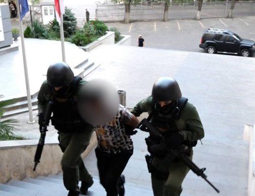 В Грузии задержаны наркоторговцы-азербайджанцы